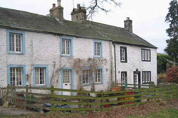 18th century houses in the attractive village of askham photo by ann