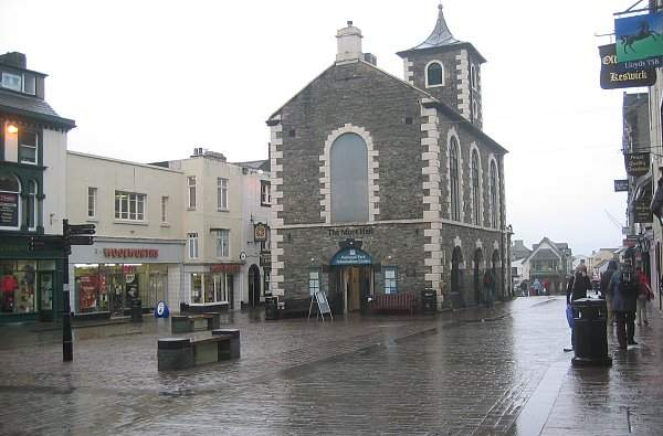image of keswick tourist information centre