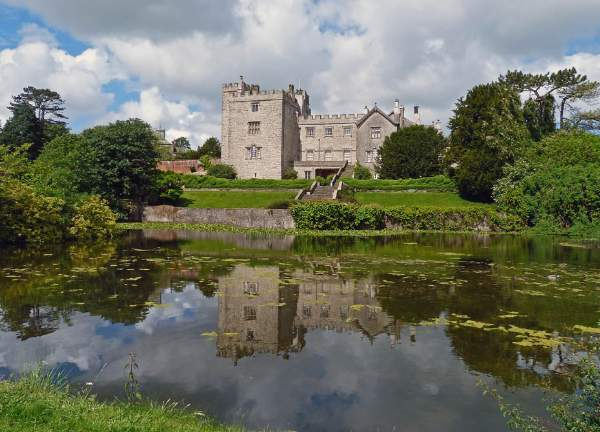 image of Sizergh Castle, What's On in the Lake District outdoor walks
