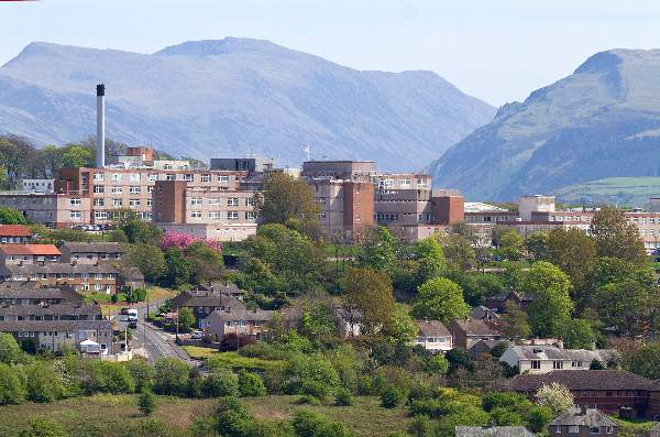 West Cumberland Hospital, Whitehaven