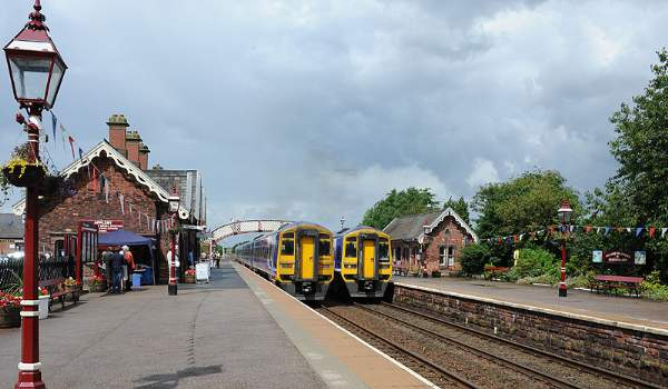 Appleby Station.
