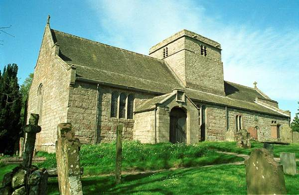 Barton - St Michael's Church.