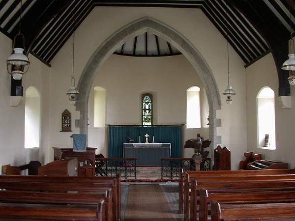 Holy Innocents Church - Broughton Mills. Pic N0330.
