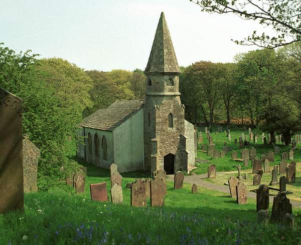 Camerton - St Peter's Church.