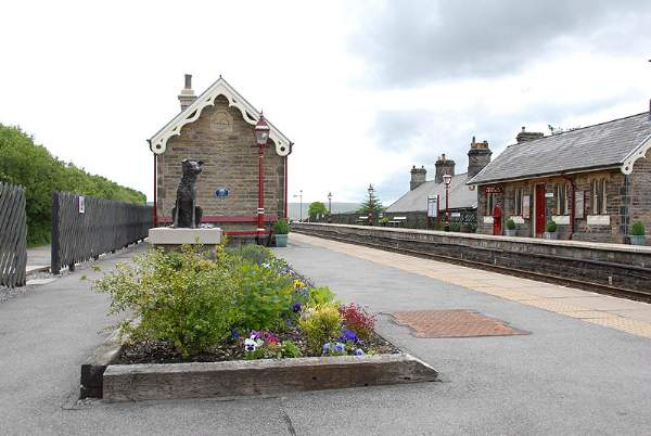 Garsdale Station.