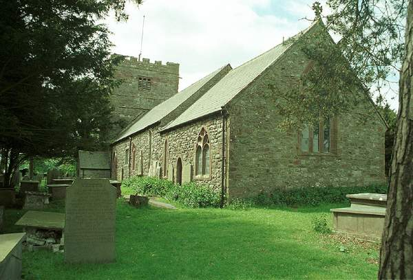 Great Urswick - St Mary and St Michael's Church. Pic F141P22