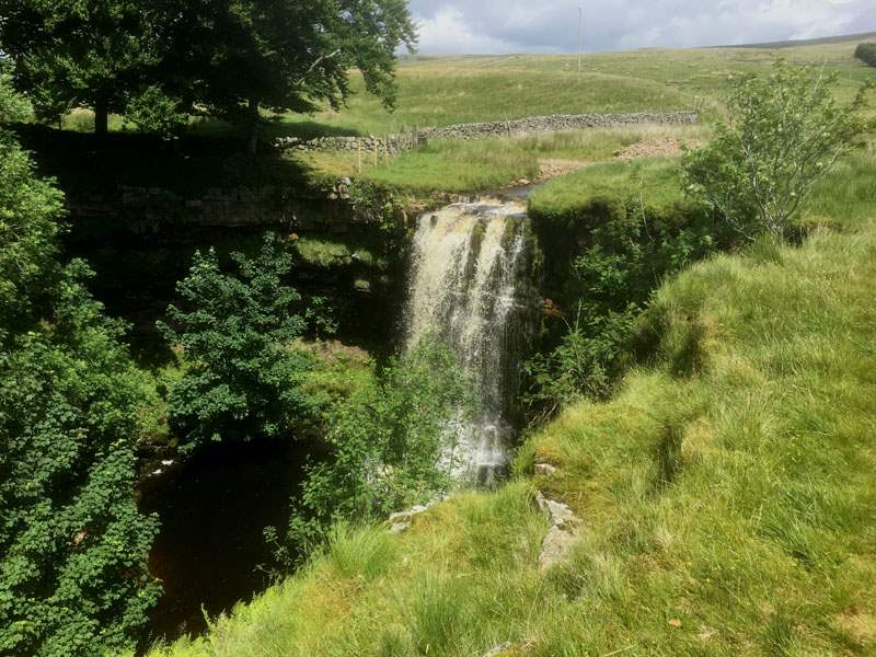 Hellgill Force