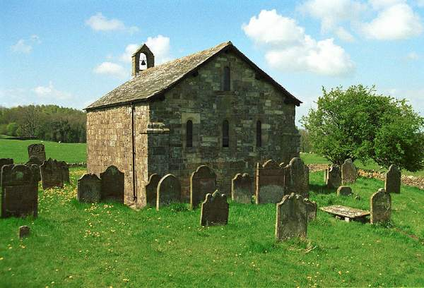 Ireby Old Church. Pic F65P17.