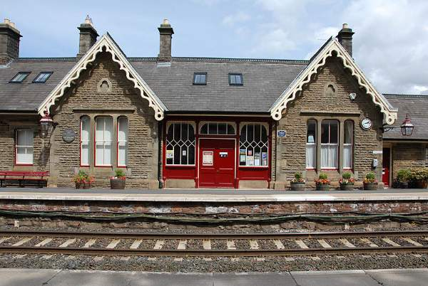 The Stations On The Carlisle To Settle Railway Visit Cumbria