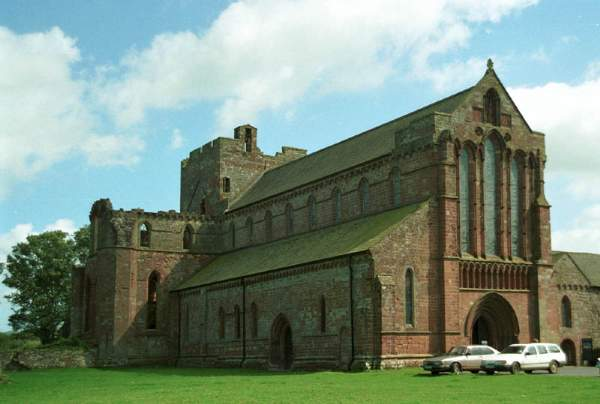 image of lanercost priory