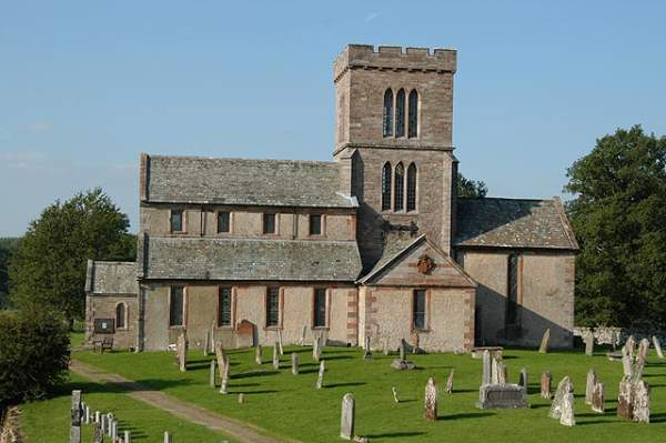 Lowther - St Michael's Church..