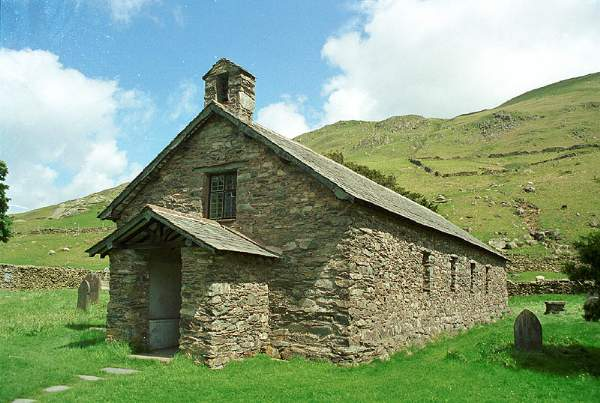 Martindale - St Martin's Church. Pic F69P19.