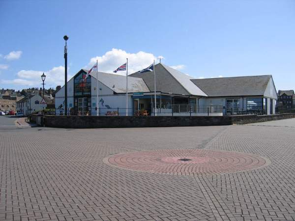 Image Of Maryport Aquarium Building