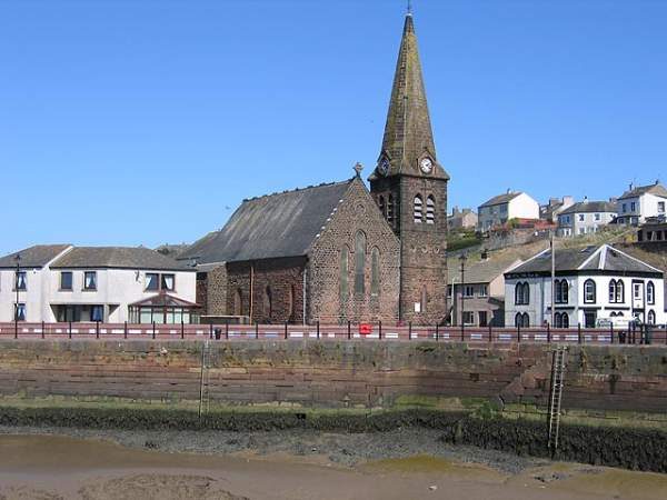 Maryport - Christ Church.