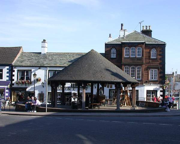 image of Penrith market centre
