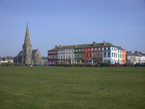 Silloth Visit Cumbria
