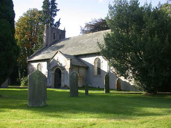 St 's Church, Threlkeld, Keswick. Pic N2601