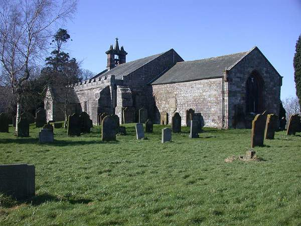 St Michael's Church, Torpenhow. Pic N3069.