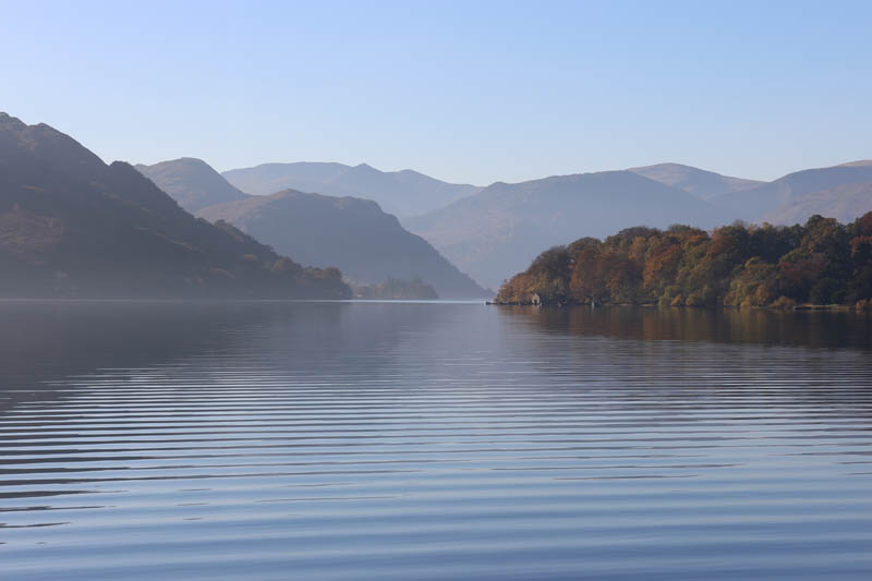 image of Ullswater in the Lake District