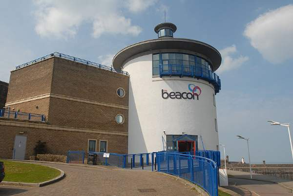 image of the exterior of The Beacon Museum, Whitehaven