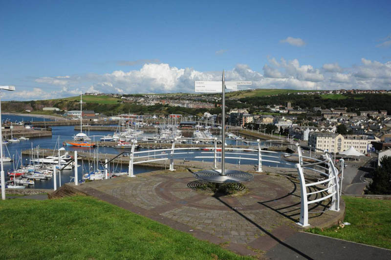 image of Whitehaven harbour
