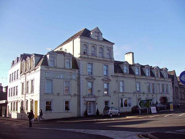 Kendal - The County Hotel