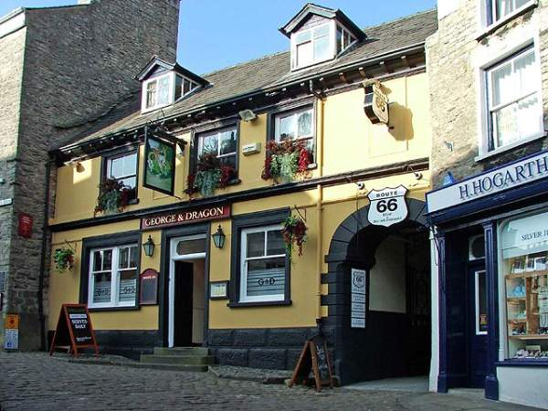 Kendal - The George and Dragon Inn