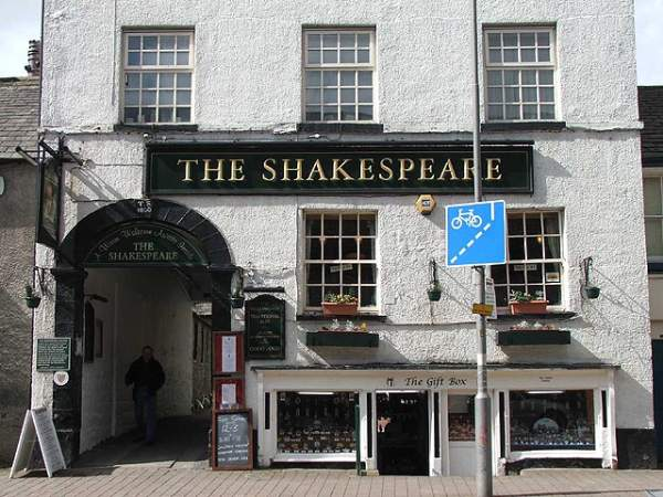 Kendal - Shakespeare Centre