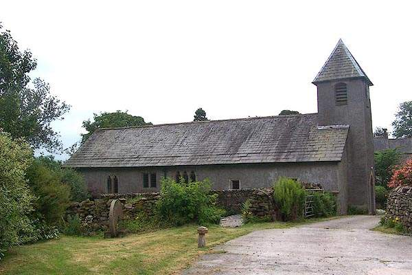 Killington - All Saints Church.