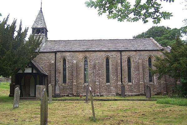 Cowgill - St John's Church.