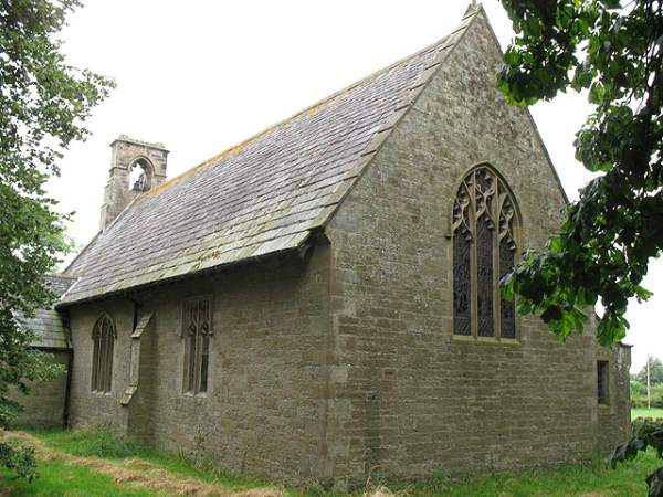 Cumdivock - St John's Church