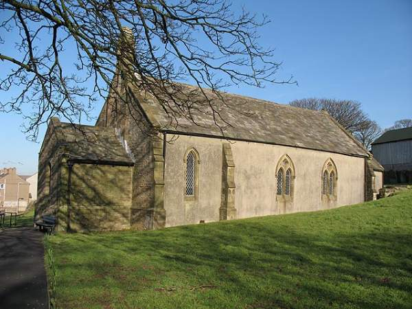 Flimby - St Nicholas's Church