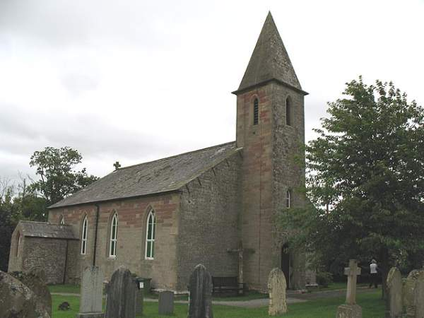 Rosley - Holy Trinity Church.