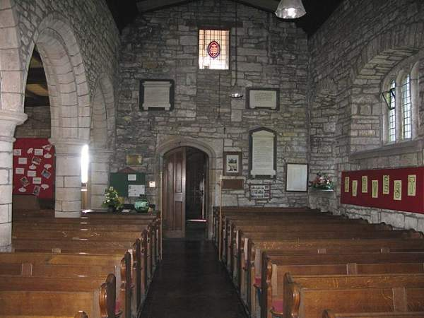Shap - St Michael's Church.