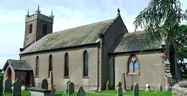 Barrow-in-Furness - St Michael.