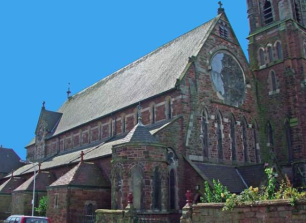 Barrow-in-Furness - St Mary of Furness.