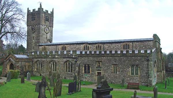 Beetham - St Michael and All Angels Church.