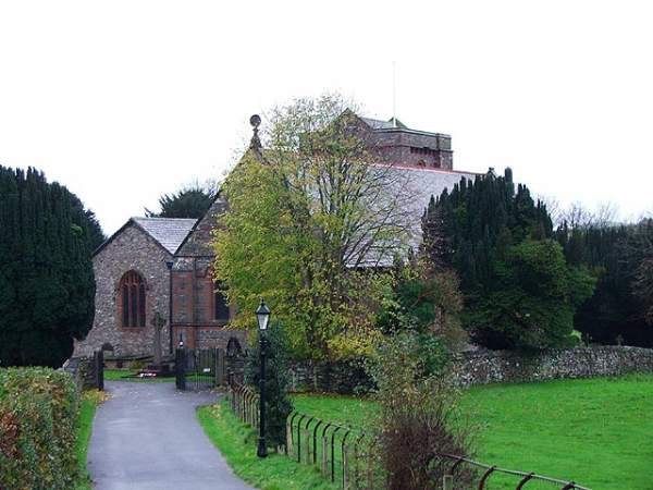 Broughton-in-Furness Parish Church.