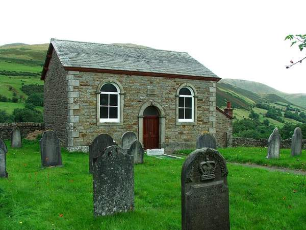 Methodist chapel in Cautley