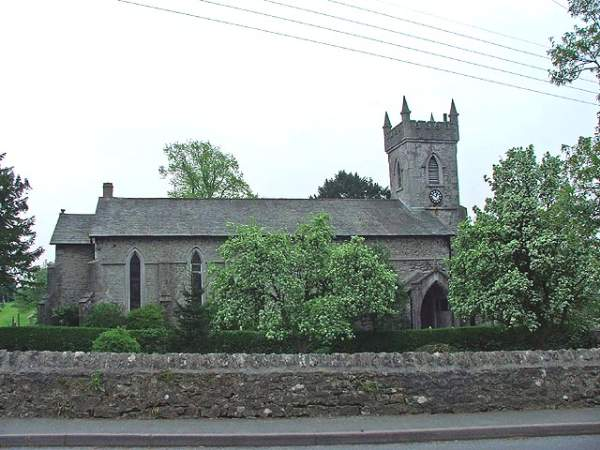 Holme - Holy Trinity Church.