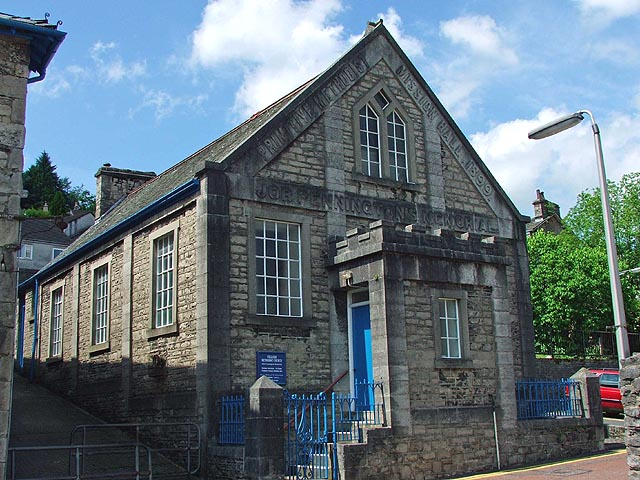 Kendal - Primitive Methodist Mission