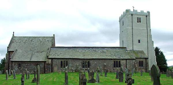 Orton - All Saints Church.