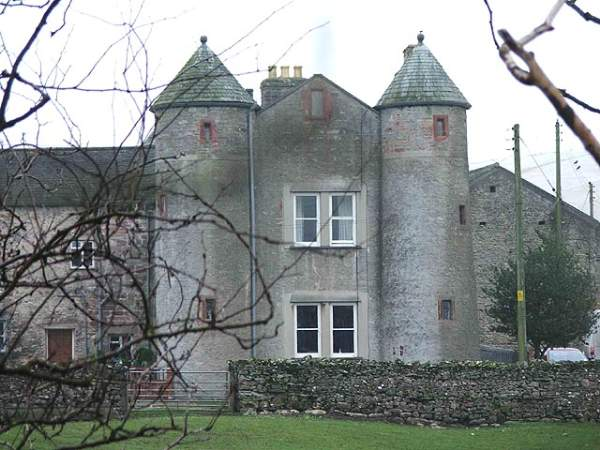 Smardale Hall.