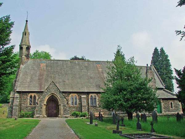 Staveley - St James' Church.