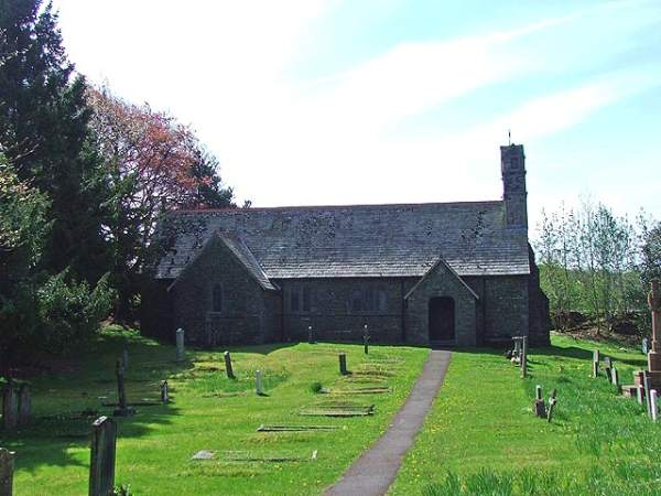 Winster - Holy Trinity Church.