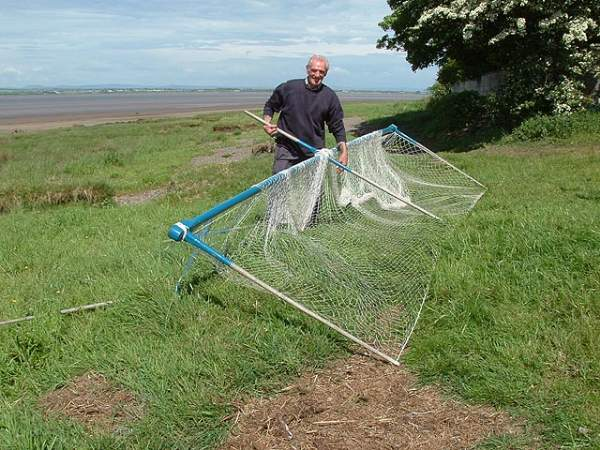 Haaf Netting in the Solway Estuary