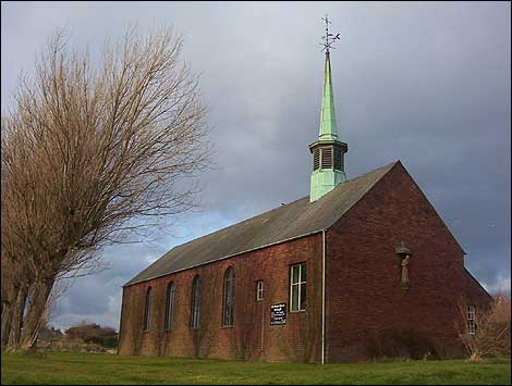 Barrow-in-Furness - St Francis's   Church.