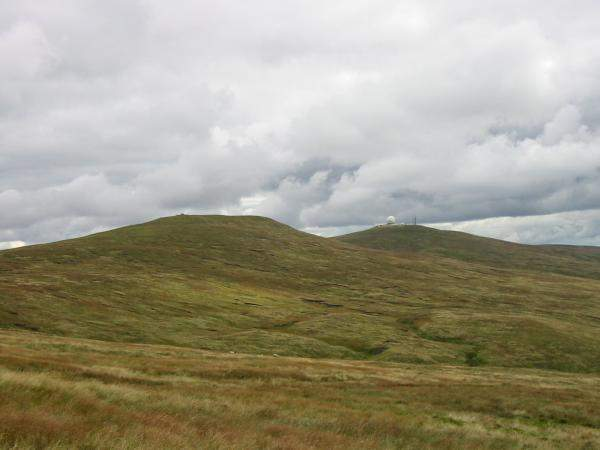 Great Dun Fell.