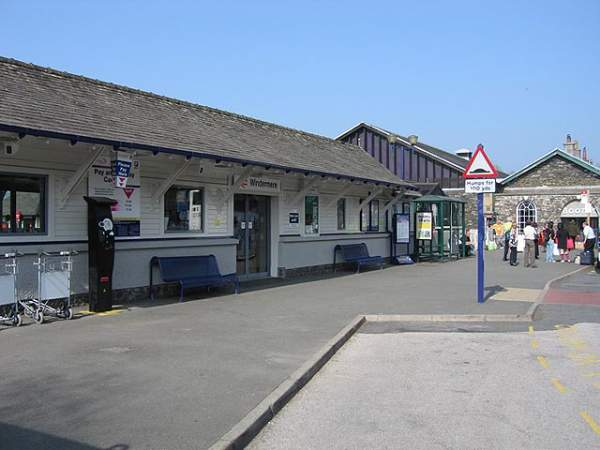 Windermere - Railway Station