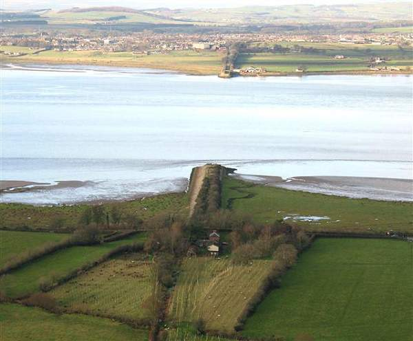 Solway Viaduct at Bowness-on-Solway